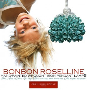 Bonbon Collection - Lampade a sospensione. Design di Gianni Cresci