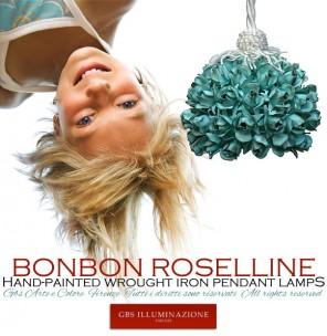 Bonbon Collection - Lampade a sospensione. Design di Gianni Cresci