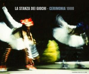 La stanza dei Giochi - Coregrafie di Sadia Salvadori - Musica di Gianni Cresci -  sul palco Ilenia Bizzarri e Antonella Casali