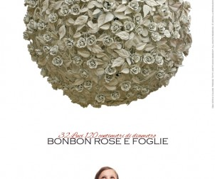 Sospensione Bonbon di Rose. Designer: Gianni Cresci per GBS