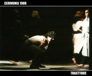 Cerimonia - Fabrizio Buccianti - Camminate - Musiche di scena